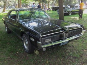 Mercury Cougar 68 6 bb