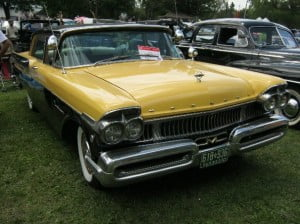 Mercury Monterey 57 4 bb