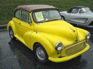 Morris Minor 57 4 bb