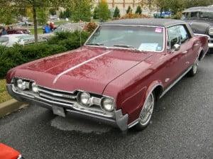 Oldsmobile Cutlass 67 9 bb