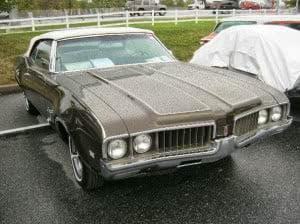 Oldsmobile Cutlass 69 7 bb