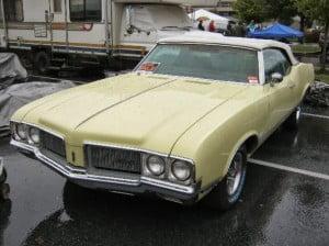 Oldsmobile Cutlass 70 7 bb