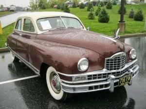 Packard 49 6 bb Custom