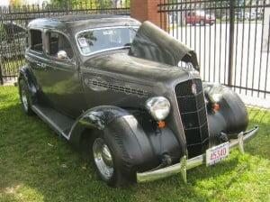 Plymouth 35 4 bb