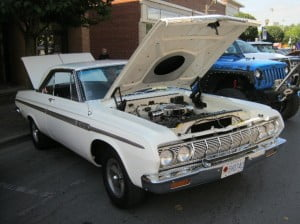 Plymouth Fury 64 2 bb