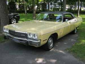 Plymouth Fury 73 1 bb