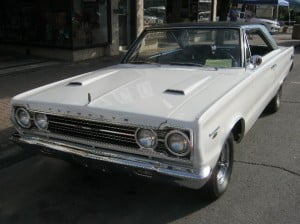 Plymouth GTX 67 8 bb