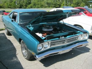 Plymouth Road Runner 69 11 bb