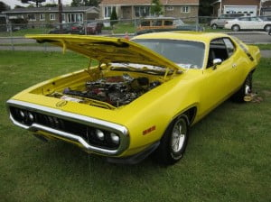 Plymouth Road Runner 71 6 bb