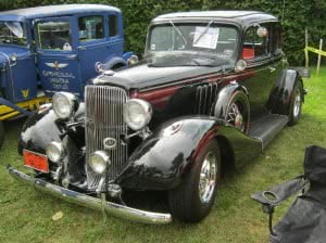 Pontiac 33 3 bb