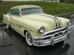 Pontiac 53 4 bb