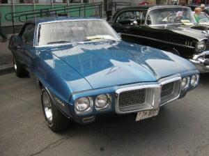Pontiac Firebird 69 2 bb
