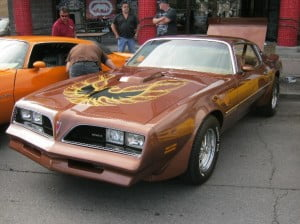 Pontiac Firebird 78 16 bb