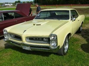 Pontiac GTO 66 9 bb