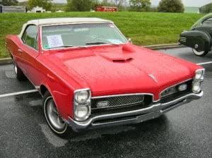 Pontiac GTO 67 6 bb