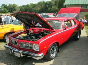 Pontiac GTO 74 3 bb