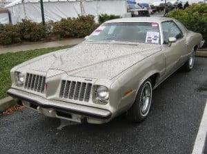 Pontiac Grand Am 74 1 bb