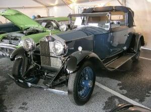 Rolls-Royce 28 1 bb 20 HP