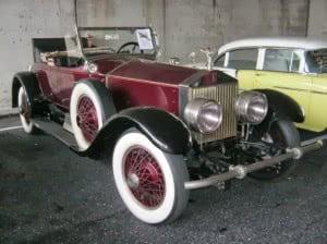 Rolls-Royce Phantom I 27 3 bb Springfield