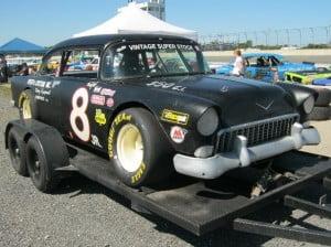 Stock car Chevrolet 55 1 bb