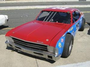 Stock car Chevrolet Nova 70 1 bb