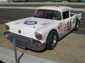 Stock car Pontiac 57 1 bb