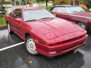 Toyota Supra 88 3 bb
