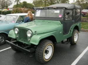 60 1 bb Jeep CJ5