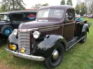 Chevrolet Truck 40 3 bb