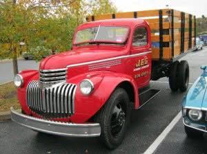 Chevrolet Truck 42 3 bb