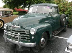 Chevrolet Truck 48 11 bb
