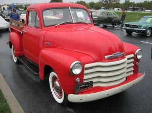 Chevrolet Truck 53 11 bb