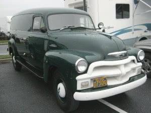 Chevrolet Truck 54 17 bb