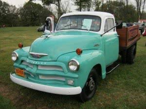 Chevrolet Truck 54 18 bb