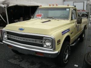Chevrolet Truck 70 8 bb