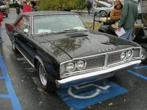 Dodge Coronet 66 8 bb