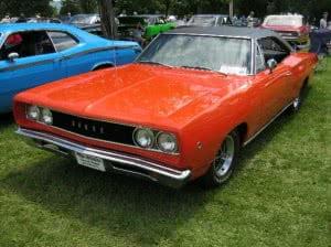 Dodge Coronet 68 4 bb