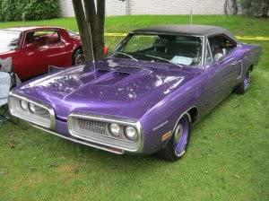 Dodge Coronet 70 5 bb