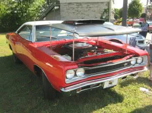 Dodge Super Bee 69 7 bb