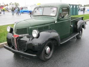 Dodge Truck 46 4 bb