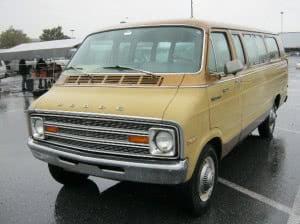 Dodge Z Ram Van 74 3 bb