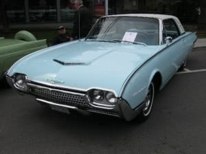 Ford Thunderbird 62 6 bb