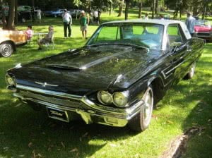 Ford Thunderbird 65 6 bb
