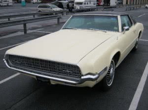 Ford Thunderbird 68 2 bb