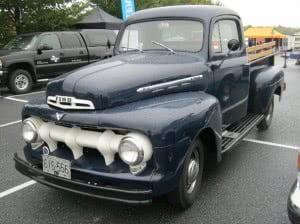 Ford Truck 51 18 bb