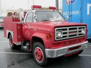 Incendie 00 4 bb GMC C-Series