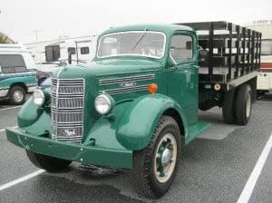 Mack Truck 40 1 bb