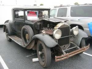 PJ Packard 30 bb