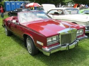 Cadillac Eldorado 85 2 bb