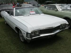 Chevrolet Impala 67 13 bb